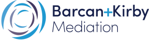 Barcan+KIrby Mediation logo