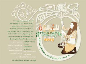 Buddhafield Green Earth Awakening Camp 2015, 3:4 ratio version