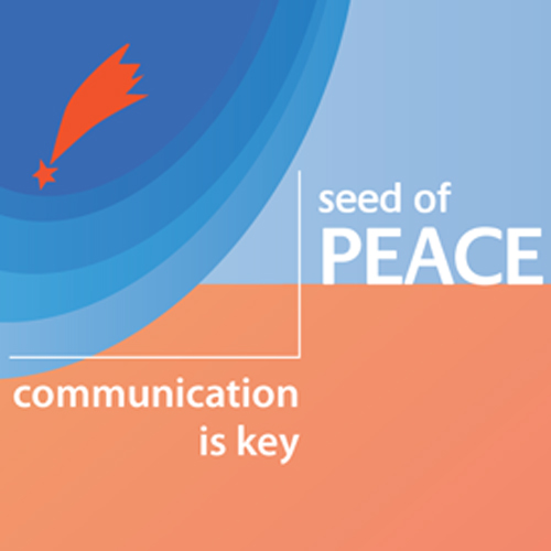 Seed of Peace graphic motif